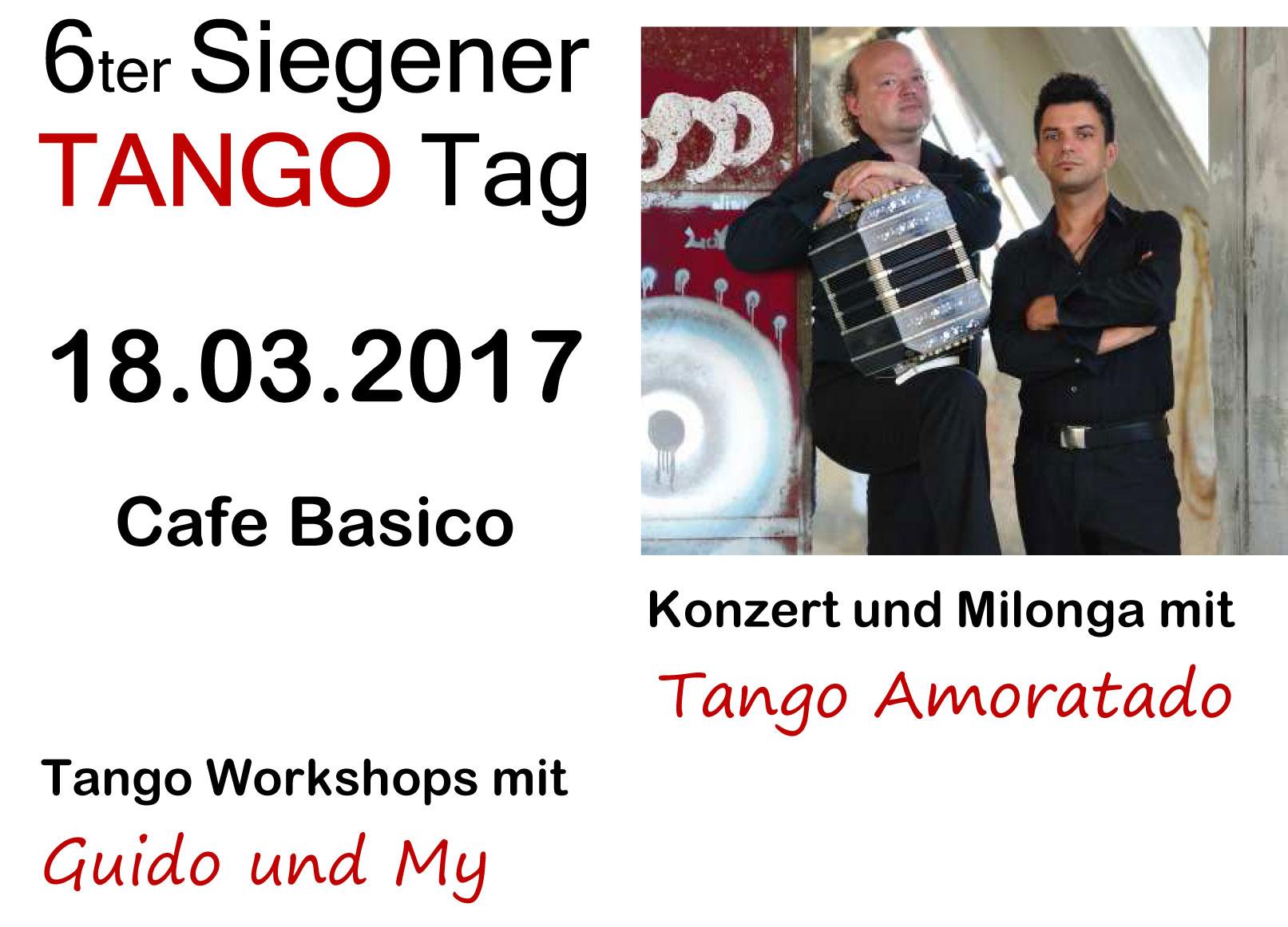 6ter Siegener Tangofestival