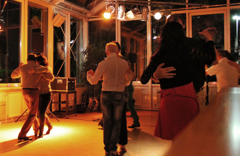 Tanzverein Siegen, Kulturhaus Tango Tanz